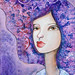 Made of Butterflies - Full Painting by willowing