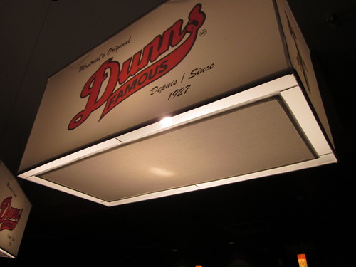 """Dunn's Famous"" Montreal Smoked Meat Restaurant & Delicatessen"