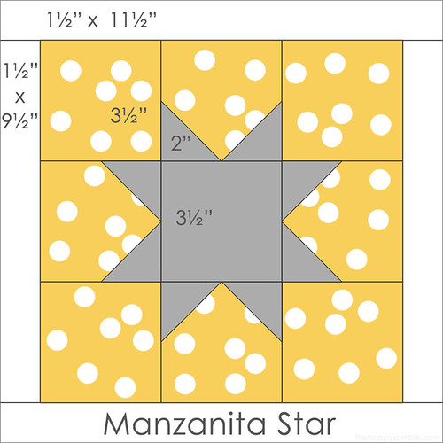 Manzanita Star