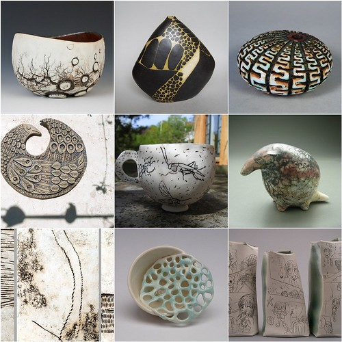 mostly ceramics by Rover's Eye