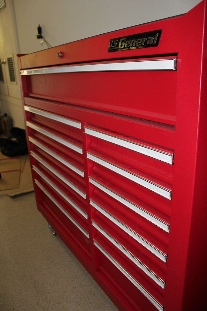 R Us General  Drawer Tool Chest Bright Red Tool Chests Theres Just Something About Them That Makes Me All Warm Inside Maybe Its The Capability To