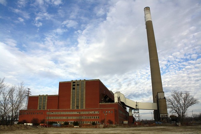 R.L. Hearn Thermal Generating Station