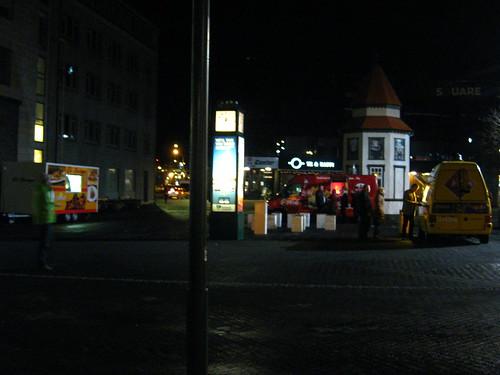 Reykjavik Food Truck Scene
