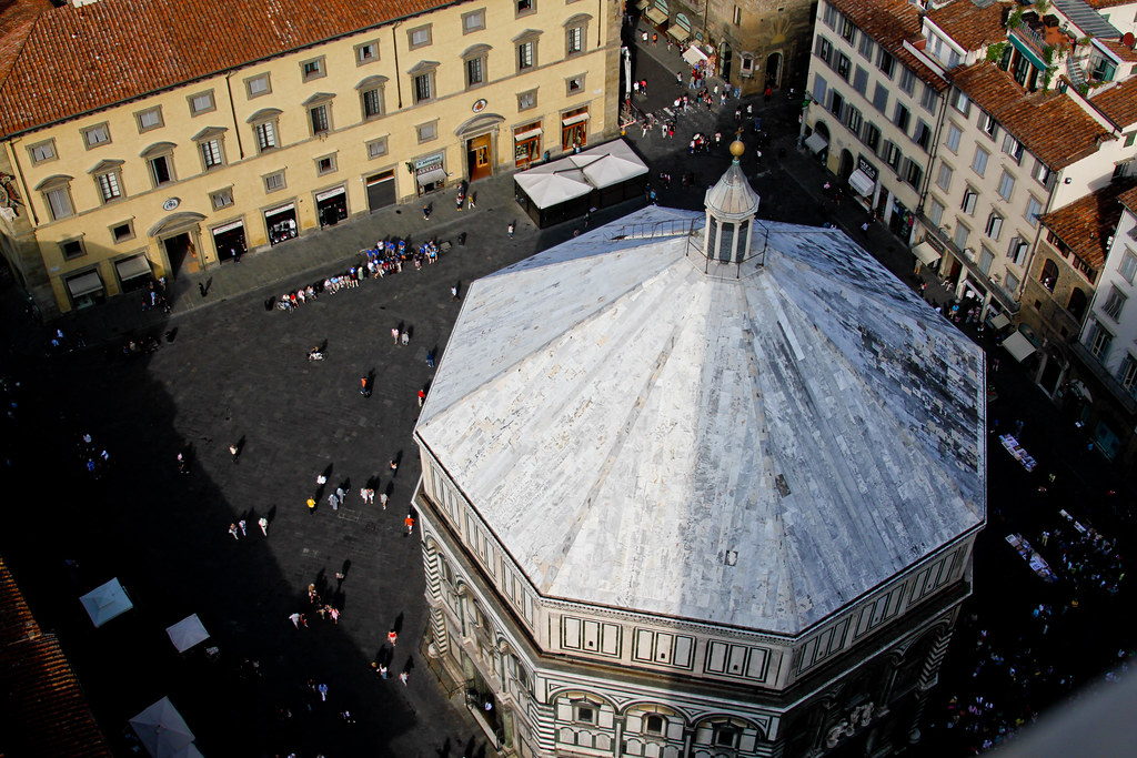 View from Giotto's Bell Tower