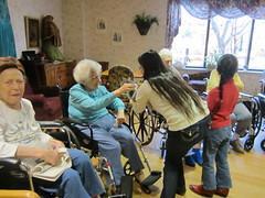 Visiting Seniors