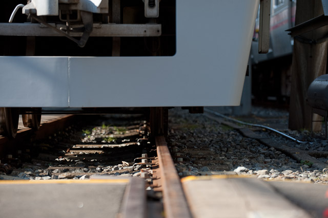 京王電鉄井の頭線 ありがとう3000系フェスタ 3000系車両撮影コーナー