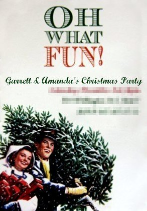 Best Christmas Party Invitations