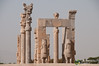 View of Gate of All Nations - Persepolis, Iran