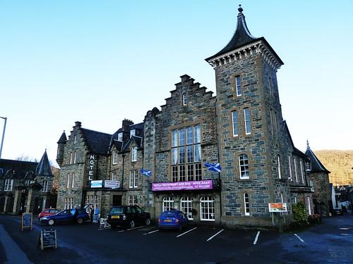 Birnam Hotel, Birnam