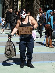 Bane: Free Shrugs