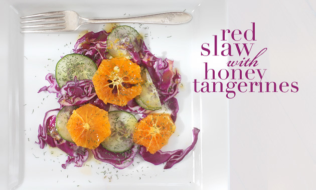red-cole-slaw-tangerines