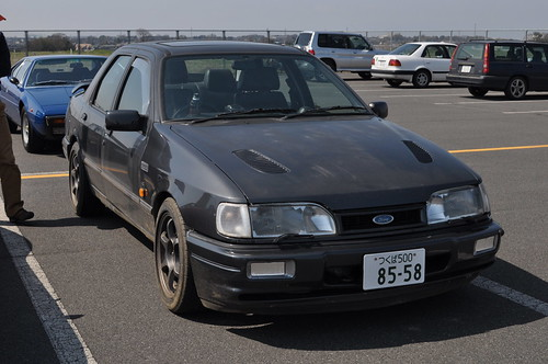 1985-1988 Ford Sierra Sapphire RS Cosworth