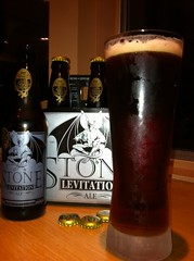 Stone Levitation Ale by BeerHyped.com