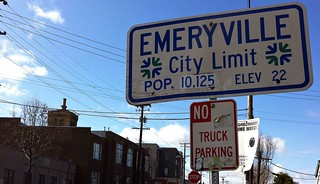 emeryville city limits