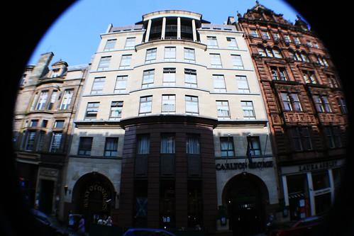 Carlton George Hotel, 44 West George Street
