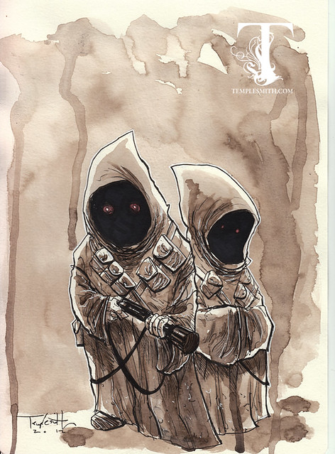 TempleSith Tuesday: Jawas