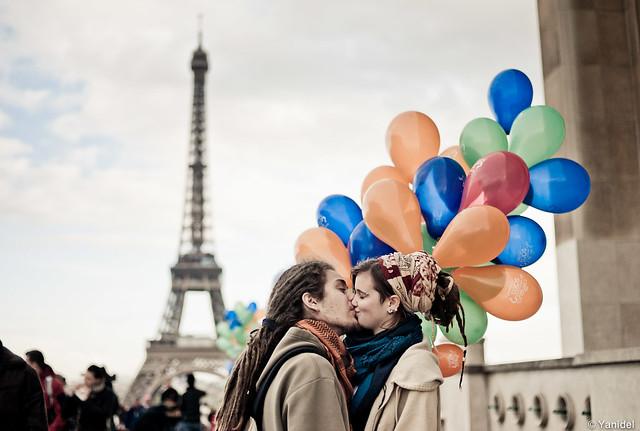 Balloon lovers Yanidel