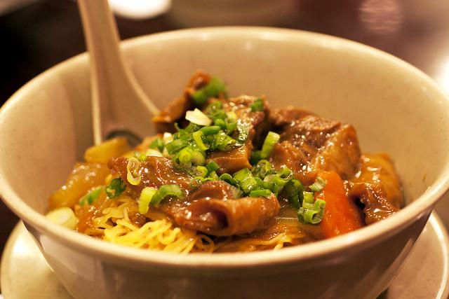 curry beef stew @ hk wonton garden | Flickr - Photo Sharing!