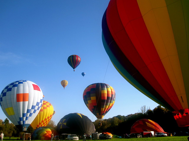 Balloon Fest in New York