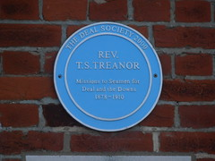Photo of Blue plaque number 10405