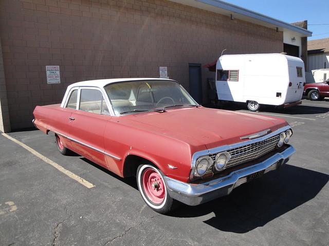 1963 Chevrolet Bel Air Classics for Sale  Autotradercom