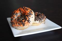 Pumpkin Ginger Doughnuts