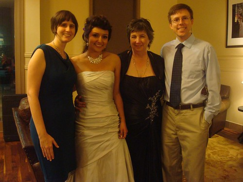 Rob and Katie and Debbie and I