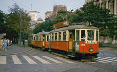 Wiener Stadtwerke Verkehrsbetriebe 1970