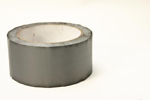 Silver 25. Gaffa. 55/365.