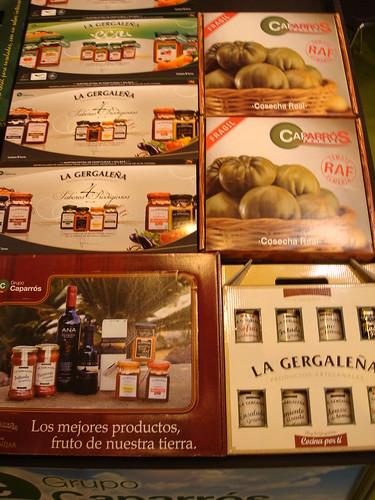 Cajas para regalar tomtes by Grupo THM, tecnologías horticultura mediterránea