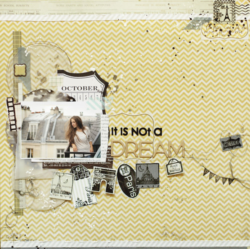 it's not a dream :: Paris