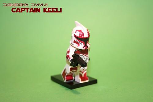 Captain Keeli