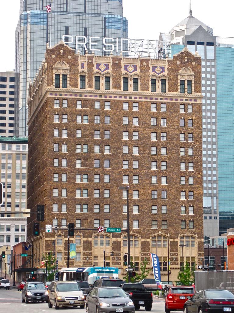 Hotel President Kansas City Mo Flickr Photo Sharing
