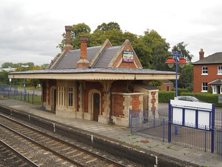 TP0501 culham railway station aug 2011