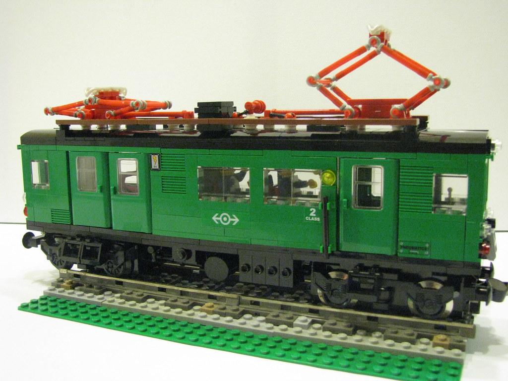 LBB BDe4/4 Triebwagen