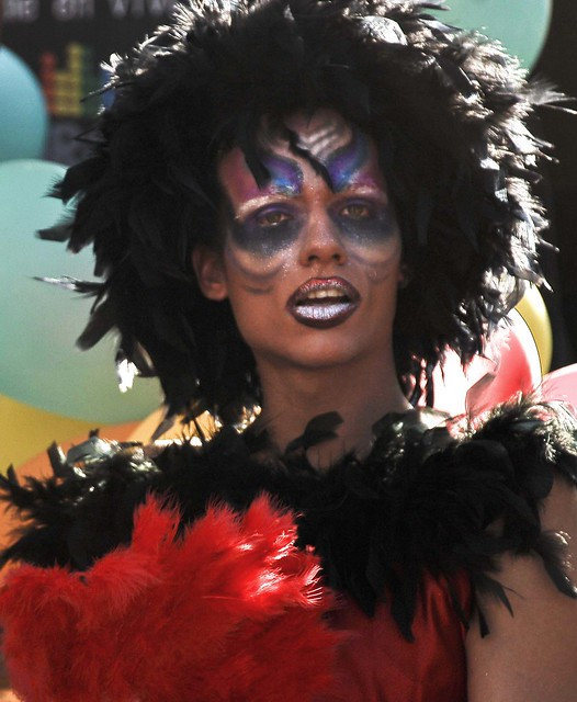 Gay Pride Buenos Aires - Rojo y negro