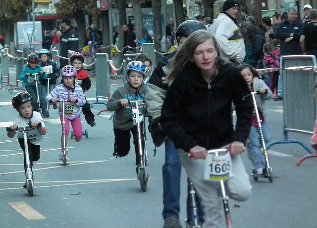 Corrida d'Octodure - Scooter race 5