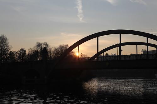Sonnenuntergang / IMG_0154