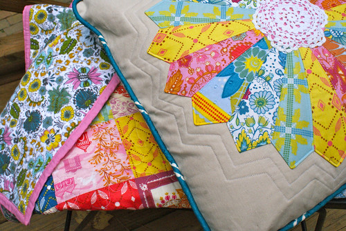 Quilty Goodies for Riley