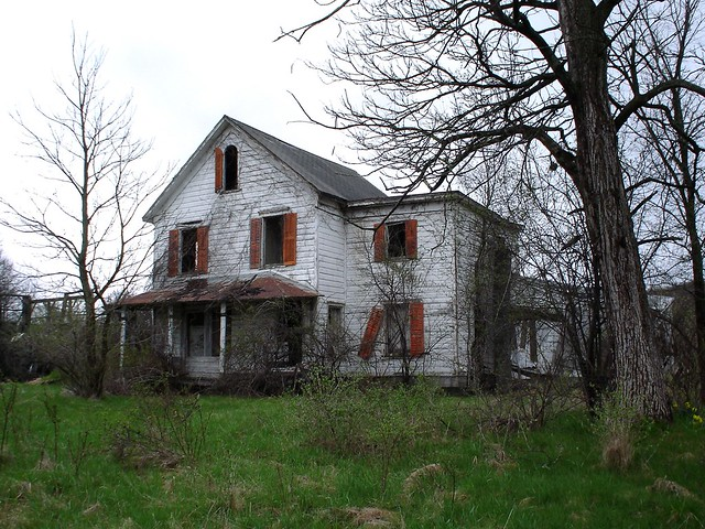 Abandoned New York The Tale of an Abandoned Farmhouse and a Serial Killer
