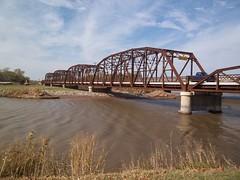 1924 Lake Overholser Bridge, Oklahoma City, Oklahoma