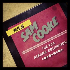 特注品?SAM COOKE THE RCA ALBUMS COLLECTION