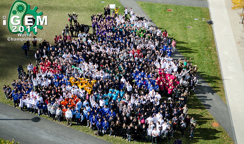 iGEM From Above: 2011 World Championship