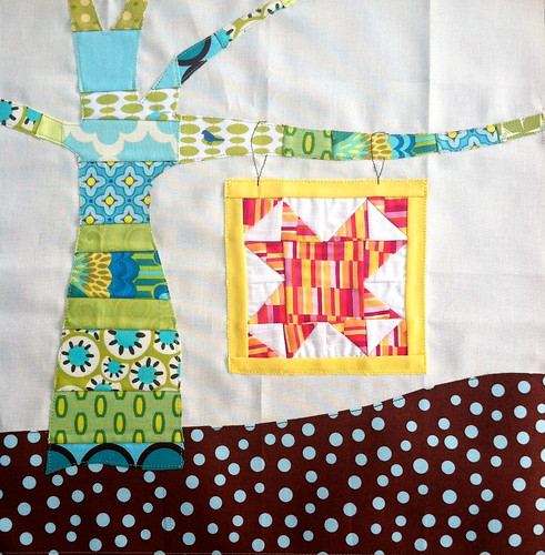 Hanging Quilt for Elizabeth by myfullcolorlife - Vickie