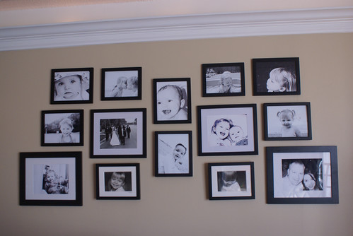 My gallery wall