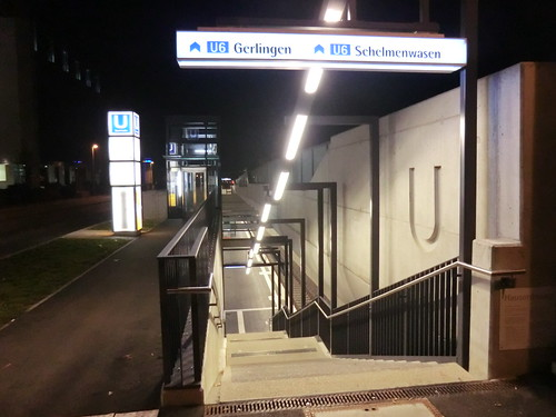 EnBW City station