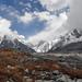 Jaundhar Glacier by anandamoy