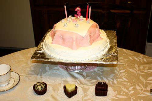 Autties-cake