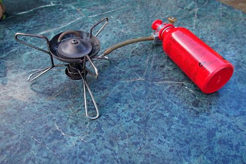 MSR Whisper 600 Internationle 汽化爐