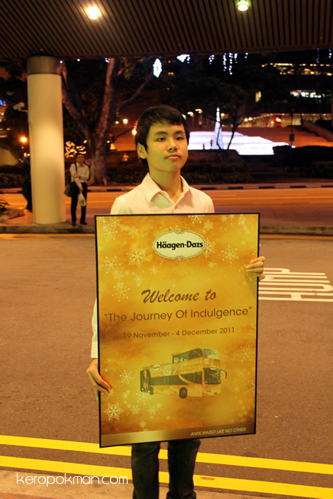 Häagen-Dazs Journey of Indulgence